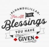 Bersyukur Dan Bahagia