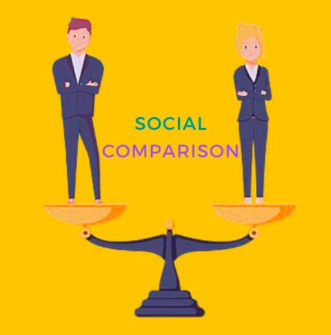 Dampak Media Sosial: Terjadinya Social Comparation