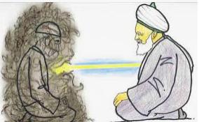 8 Sifat Sufi menurut  Imam Junaid al-Baghdadi